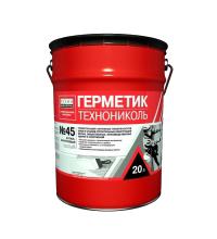 Герметик бутилкаучуковый  ТехноНИКОЛЬ №45  подробнее