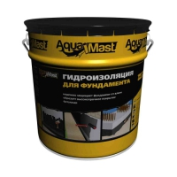 Мастика гидроизоляционная битумная холодная AquaMast  подробнее